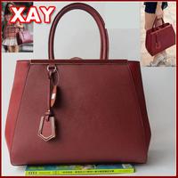 2014 Fashion Genuine Leather Bag Cowhide Women's Tassel Bag Shoulder Bag Vintage Handbag MBL128