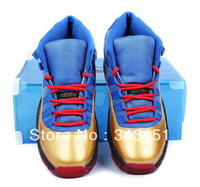 Cheap 2013 Retro 11 Shoes Top Quality J11 Men Basketball Shoes Men's Air XI Superman Limited Athletic Shoes Max Size 41-47