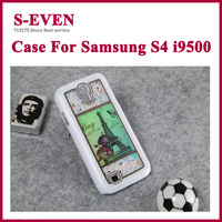Bling Style back case For Samsung Galaxy S4 I9500 Hard Back Case Cover Free Shipping