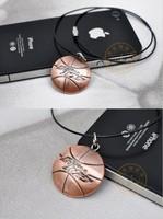 Anime Kuroko No Basketball Basketball  Necklace Pendant Key Chain Mobile phone straps Free Shipping