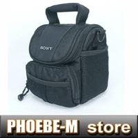 100% New Camera Case Bag for S NEX 5 3 C3 NEX5 NEX3 NEXC3 Kit Free Shipping