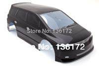 1:10  Radio Control Car 1/10 Honda Odyssey 7-Sitzer  Body Shell 1/10 s027 190mm  free shipping