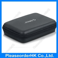 ORICO PHB-25-BK Portable 2.5 inch External Hard Drive Protect Bag Carrying Case Disk Protect Cover Box