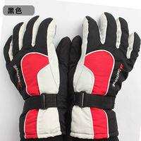 Free shipping Male gloves cotton winter ski gloves cotton thermal riding thickening windproof gloves