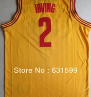 Free shipping 2014 season R30 irving basketball jersey clothing cleveland sport wholesale retail top quality