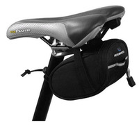 2013 New Free Shipping Super Mini Rat Cool Cycling Bike Bicycle Saddle Seat Rear Bag Black-13567