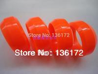 1/10 RC Car accessories drift tires /wheels  for 1:10 RC racing Car 4pcs/set  orange free shipping