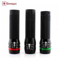 New 2014 Bike Lantern Lanterna LED Cree Q5 Lamps Tactical Flashlight Waterproof Led Torch Outdoor Linternas Use 18650