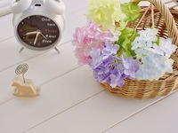 Free shipping New 2013 Zakka  Simulation Single Head hydrangea/  Artificial floral/Home decoration/Simulation flower