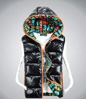 Hot sale 2013 new style hot selling man winter coat fashion warm vest winter M/L/XL/XXL/XXXL