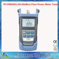 Portable RY-PM300C(-50+26dBm) 800-1700nm Fiber Optical Power Meter Tester