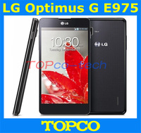 "LG Optimus G E975 original unlocked GSM 3G&4G Android 4.7"" 13MP 32GB Quad-core WIFI GPS LG E975 mobile phone dropshipping"