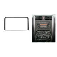 11-357 Car Radio Facia for SUZUKI Jimny 2006-2012 Stereo Dash Fit Kit  Install Fascia Face Plate Surround Panel DVD Frame 2 DIN