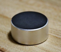 N50 Diameter 37mm*18mm Round Neodymium Permanent Magnets D37x18mm
