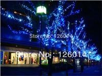 2014 New 200 Super Bright White LED Lights , Led Light Decoration Solar Energy Lamp String Holiday Lights Garden Lights LED