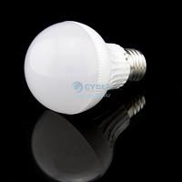 New 5W 18 Led Bulb AC 85V-26V E27 Led Lamp Warm White/ Pure White SMD 2835 Led Light Spotlight 15470 15475