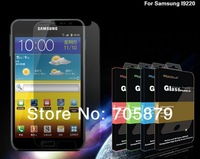 for Samsung GALAXY Note N7000 new brand Explosion Proof Tempered Glass  screen protector film  0.3mm thick