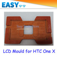 Freeshipping LCD Mould Touch Screen Mold Glass Holder for HTC One X LCD Repair