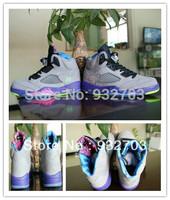 Lots of Stock 2014 JD5 V Limited Edition Men's Basketball shoes J5 Mandarin Duck shoes J 5 Men Athletic AJ5 Sports Shoes 41-47