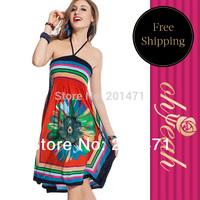 Wholesale And Retail High Fashion Bohemian Swimwear Cover Ups Women Beach Wear High Fashion Beach Wear Sun Dress R76466