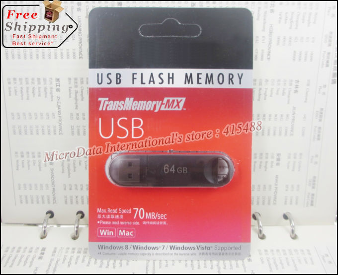 New Pen Drive USB Flash Driver Memory Stick Pendrive 4GB 8GB 16GB 32GB 64GB Free Shipping From MicroData Top(China (Mainland))