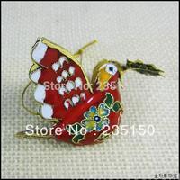 Free shipping Christmas Gifts Christmas Ornaments Peace Dove Pendant Gifts christmas ornaments wholesale