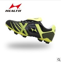 2014 new brand breathable football shoes for men and women , International track and field competition designated race shoes .