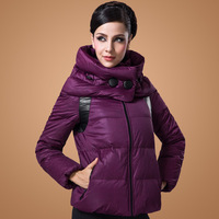Short Down Coat Women  Winter Jacket