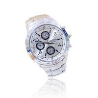 Supernova sale 5 Color Brand Leisure military watch men Full Steel fashion sports quartz wrist Watch RO-5