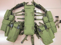 Free Shipping German SAAV Tactical Millitary Vest M83 Assault  Equipment  Molle Vest Classic Popular Global