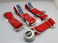 Free shipping Racing seat belt