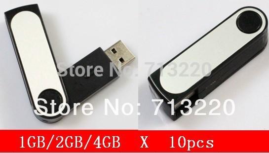 Bulk selling 10pcs Cheap Price USB Drive 1gb 2gb 4gb Thumb USB 2.0 Flash Memory Stick Free Present at Christmas days(China (Mainland))
