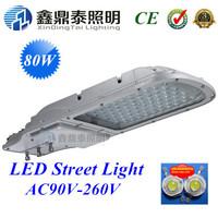 Wholesale High Quality 80W street light LED Lamp 3 years warranty Waterproof IP65 AC85V-265V led streetlight 80W 10pcs/lot