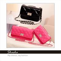 2014 New women leather messenger bags designer Channel handbags woman girls famous brands shoulder cross body kids bag AXB00009