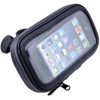 New Bike Bicycle Waterproof Case Bag Phone Pouch Mount Holder Stand For iPhone 4 iPhone 4s