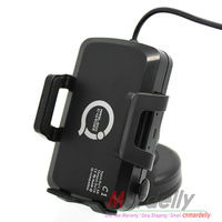 Free Shipping Car Charger Wireless Qi Charging for Nokia Lumia 920 for Samsung Wholesale