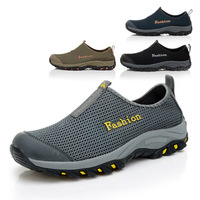 2013  hot  , men  Hiking Shoes,male sport shoes ,slip-resistant ultra-light shoelace running shoes men jogging shoes