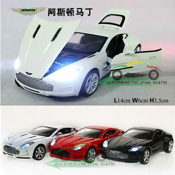 Wanbao 1:32 Aston Martin One-77 Pull Back Aco
