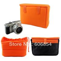 Portable SLR DSLR Camera Insert Partition Inner Padded Bag Insert Cover protective Case Bag
