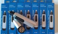 wholesale Nose hair trimmer electric vibrissa device for men shaved vibrissa scissors waterproof barer ES-999 special
