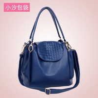 Small single shoulder bag 2013 new boom oblique cross  bag bag female bag mail bucket han edition candy color