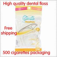 Ultrafine Cleanpik Dental Floss Stick Dental Flosser Per Pack Easy to Floss  500