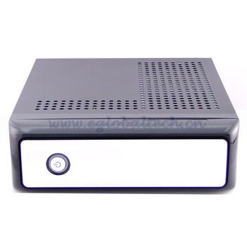 4GB DDR3, 1TB HDD, AMD E350 Mini Desktop PC Thin Client  Computer Windows 7 Embedded PC Games with HDMI, USB 3.0 port