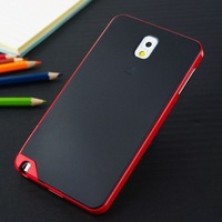 Neo Hybrid Bumblebee Case Cover for Samsung Galaxy Note III 3 N9000 N9002 N9005 N9006 TPU+PC Frame  1pcs/lot