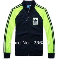 New subsection Male sportswear  jersey long sleeve tracksuit  jacket sport