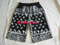free shipping RHUDE Bandana Classic Printing ktz heavy metal harem pants