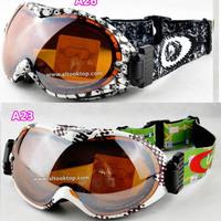 Free shipping motocross ski goggles gafas nieve esqui dual layer cross country skiing glasses snowmobile Snowboard googles masks