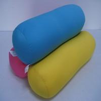 free shipping news Promotion longer foam particles pillow for lumbar pad candy hold pillow pillow health waist pillow cylinder
