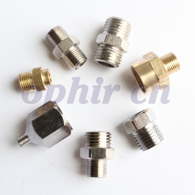 OPHIR 7x Adaptor Set Kit Airbrush Air Compressor Hose Fitting