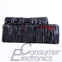 1Set 32Pcs Professional Makeup Cosmetic Brush set Kit + PU Leather Case Bag Newest